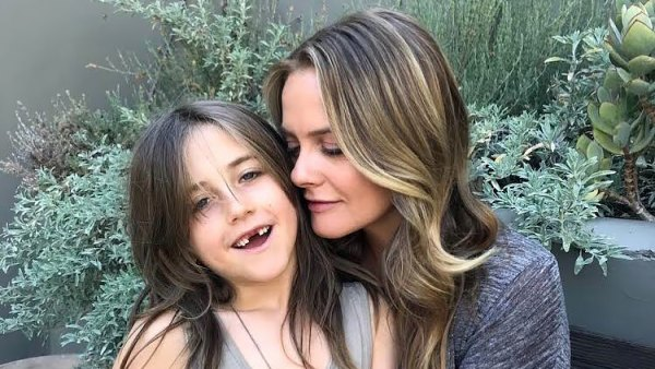 Alicia Silverstone's Son Bear Gets His Long Hair Cut, 2 Months After Being 'Made Fun Of'