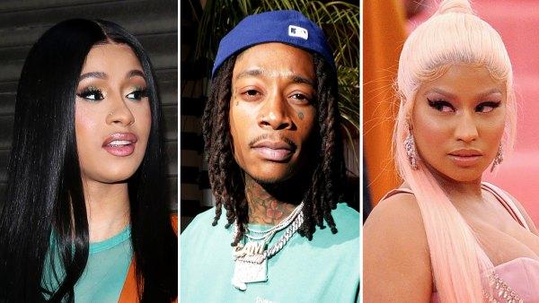Cardi B Slams Wiz Khalifa for Pitting Her and Nicki Minaj Against Each Other Over Grammys 2021 Drama