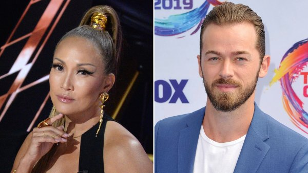 Carrie Ann Inaba Reacts to Artem Chigvintsev Claims