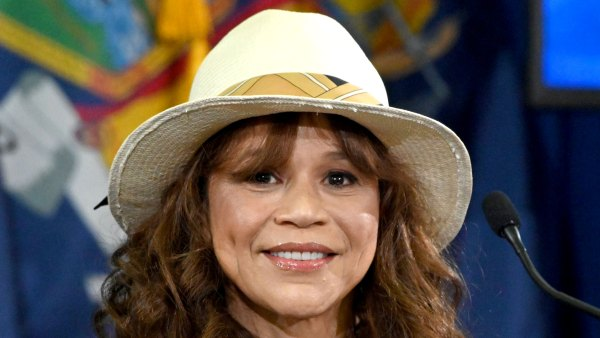 Celebs Who've Contracted COVID Rosie Perez