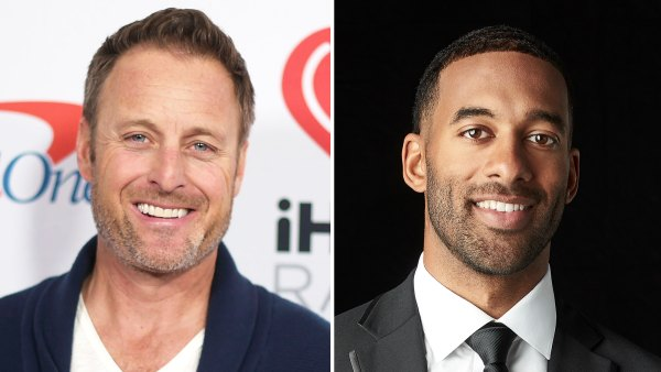 Chris Harrison Matt James Had a Rude Awakening Filming The Bachelor