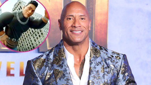 Dwayne The Rock Johnson Reacts Thanksgiving Parade Fanny Pack Balloon