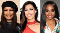 Garcelle Beauvais Becca Kufrin and Rachel Lindsay Take a Stand for the ACS