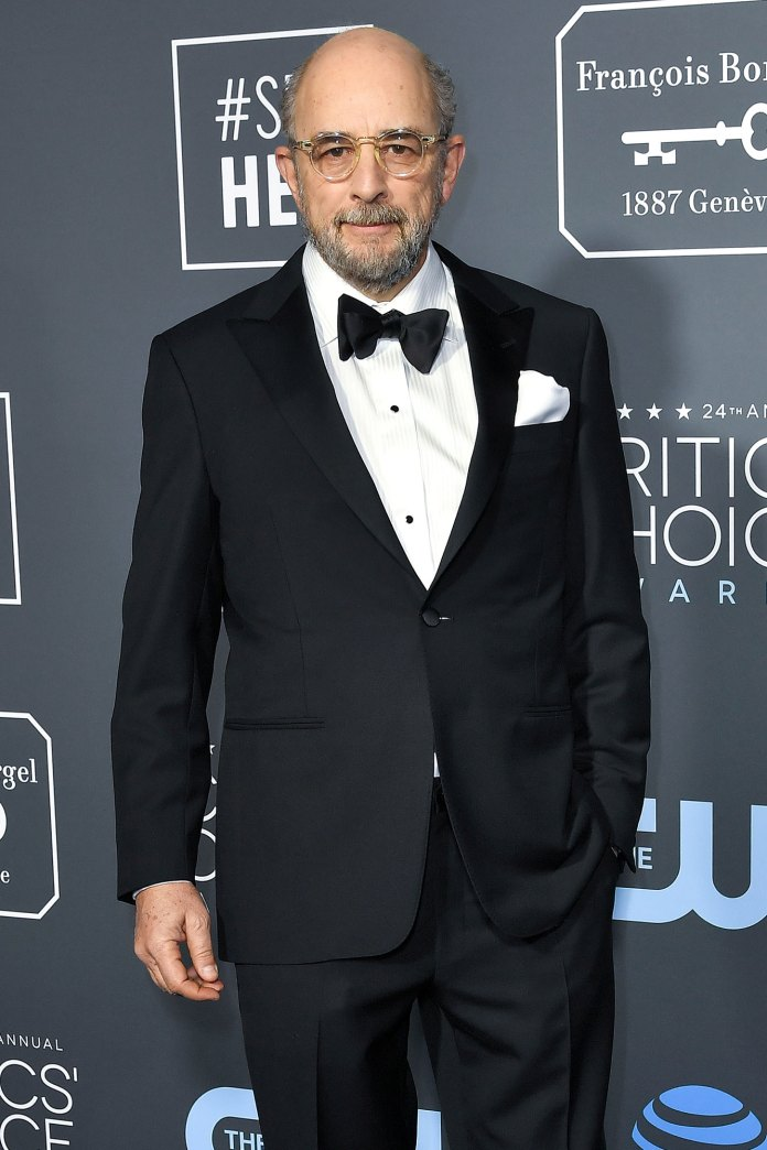 Good Doctor Richard Schiff Hospitalized After Coronavirus Diagnosis