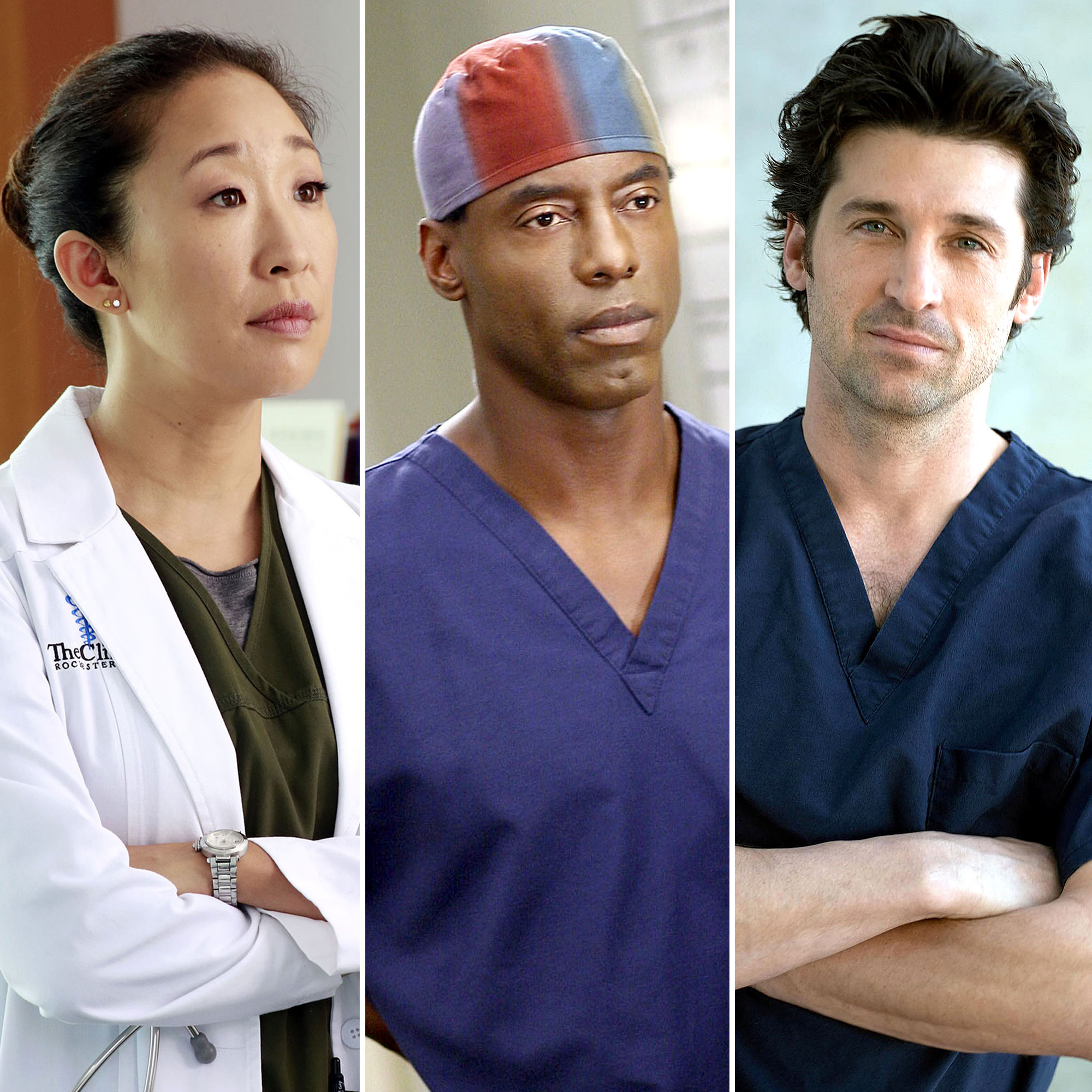 Grey's Anatomy's Exits: Who Quit? Who Was Fired? Who Is Down to Come Back?