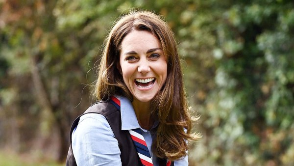 Duchess Kate Toasting Marshmallows With A Scout Group How Duchess Kate Plans to Change Outdated Royal Rules When She Becomes Queen Consort