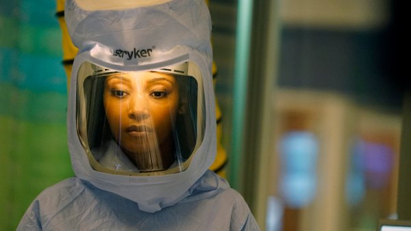 How One Chicago Handled Covid-19 Chicago Med Yaya DaCosta