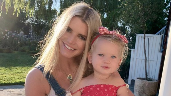 Jessica Simpson's Daughter Birdie Is Still Smiling Amid Sinus Infection 2