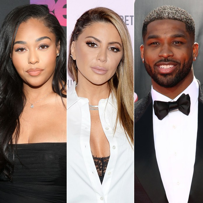 Jordyn Woods Seemingly Reacts to Larsa's Bombshell Claims About Tristan