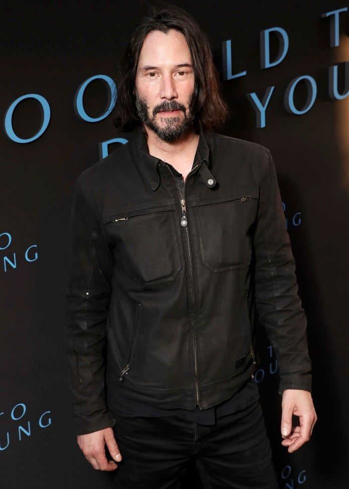 Keanu Reeves and the 'Matrix' Cast Hold Secret Wrap Party in Germany Amid Pandemic
