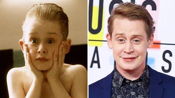 Macaulay Culkin Home Alone Where Are They Now
