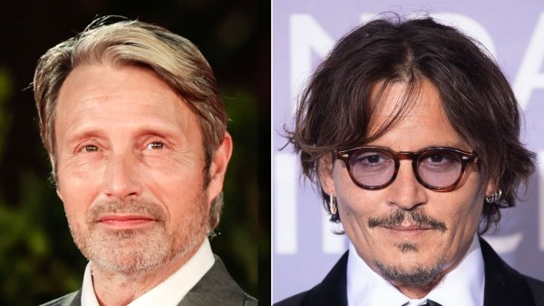 Mads Mikkelsen Set to Replace Johnny Depp as Grindelwald in 'Fantastic Beasts'