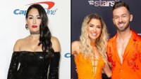 Nikki Bella Says If Artem Chigvintsev Kaitlyn Bristowe Dont Win DWTS Its Rigged