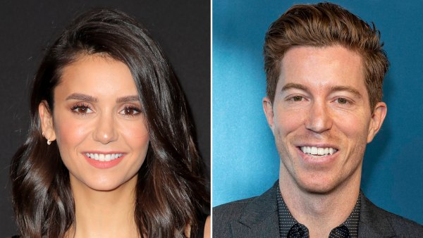 Nina Dobrev and Shaun White Celebrate 1st Thanksgiving Together: 'Surrounded By So Much Love'