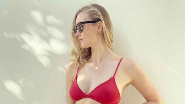 Karlie Kloss and More Pregnant Stars Rocking Bathing Suits in 2020