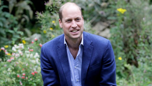 Prince William Jokes About Needing Get Back Shape Amid Quarantine