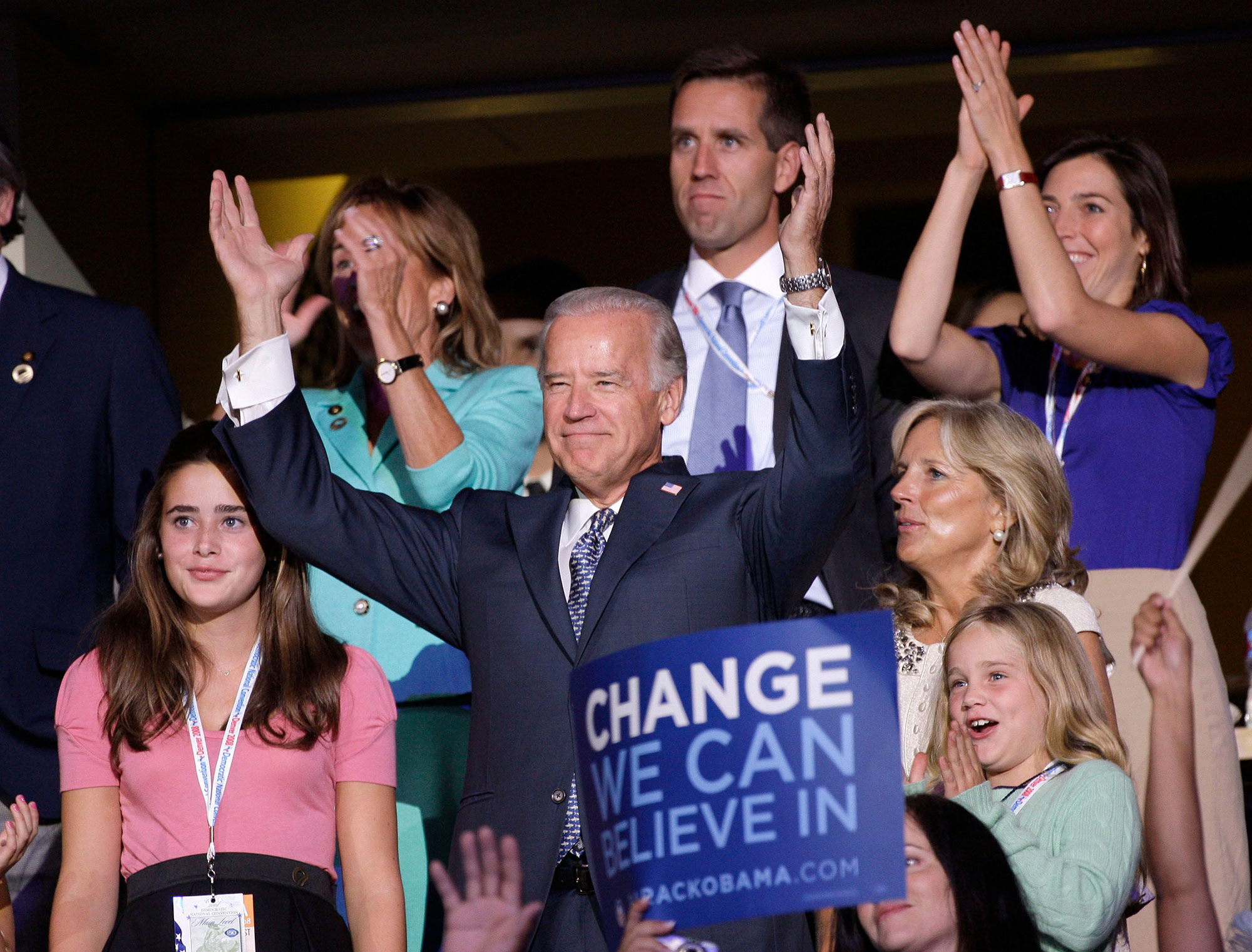 From Pops to President-Elect! See Joe Biden's Sweetest Family Pics