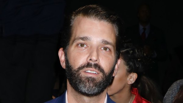 Donald Trump Jr. and More Stars Who've Tested Positive for Coronavirus