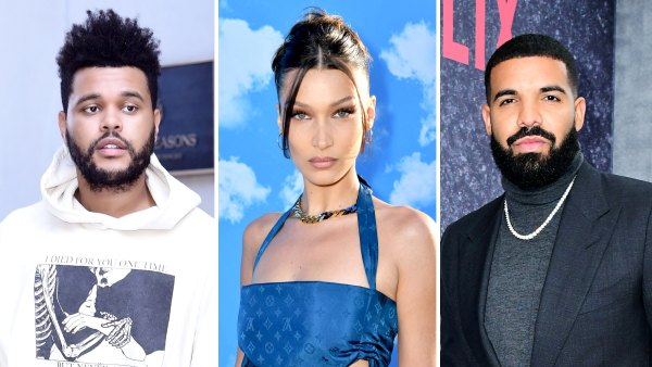 The Weeknd Grammy Awards Drama Bella Hadid Drake