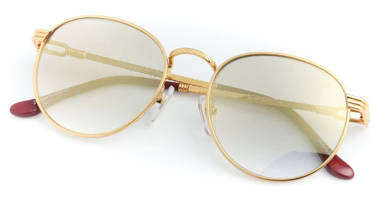 Buzzzz-o-Meter: Stars Are Buzzing About These Vintage Designer Glasses 1