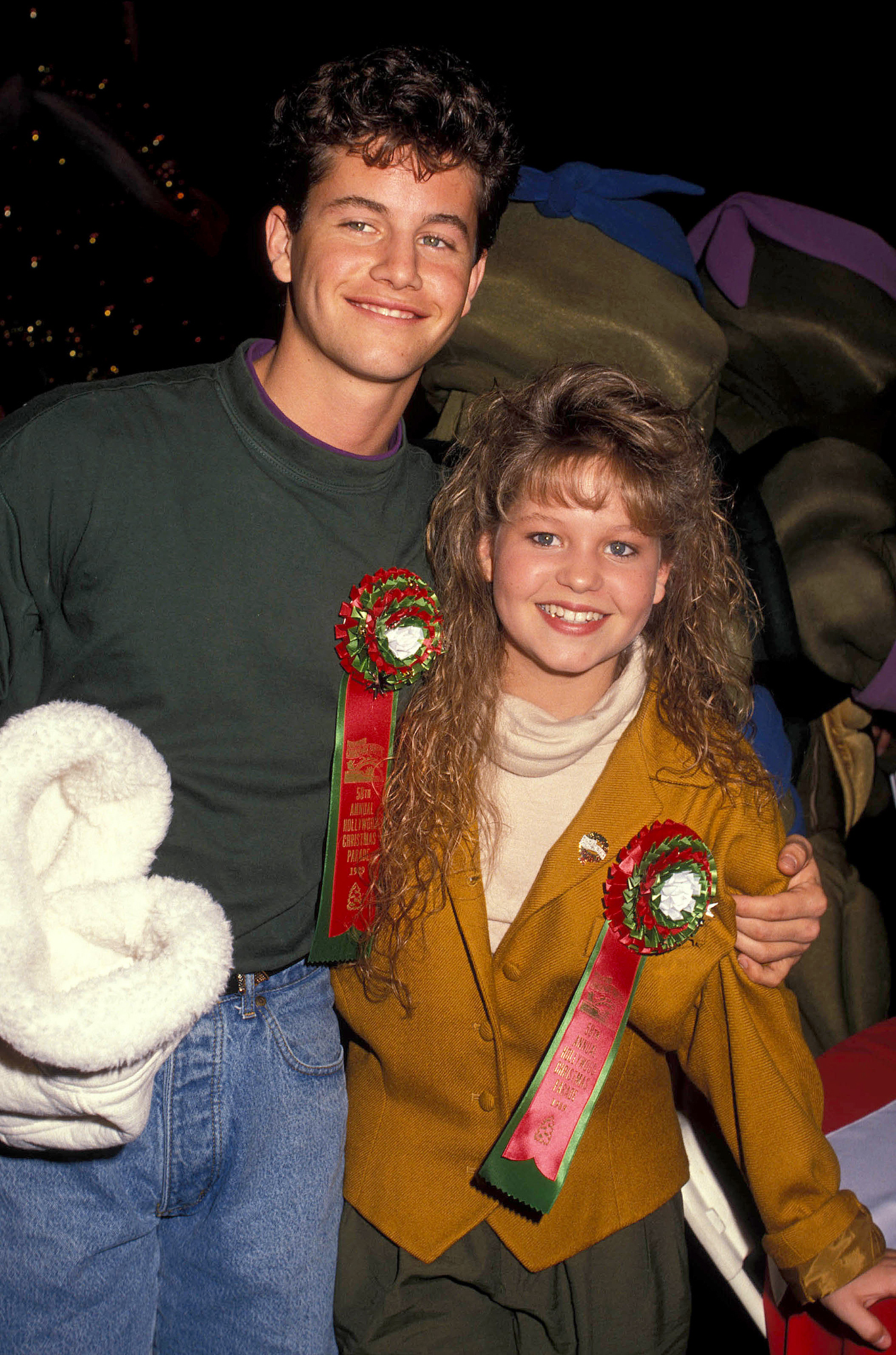 Full House! Candace Cameron Bure, Brother Kirk Cameron's Family Album