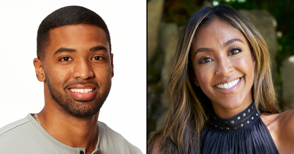 Bachelorette's Ivan Hall: Why Religion Was a Deal-Breaker for Tayshia Adams