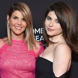Lori Loughlin's Daughter Bella Channels Her Mom's 'Full House' Look