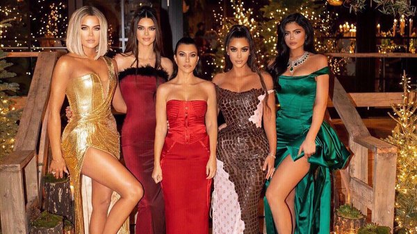 The Best Kardashian-Jenner Best Holiday Looks Of All Time