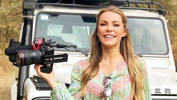 Crystal Hefner Partners With United Planet for a Volunteer Trip to Mexico