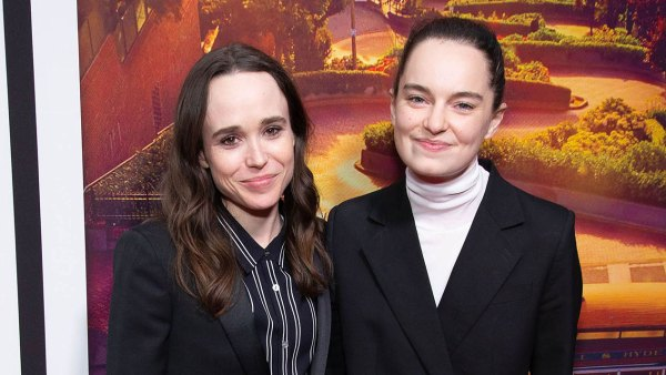 Elliot Ellen Page Wife Emma Portner Applauds Coming Out as Trans