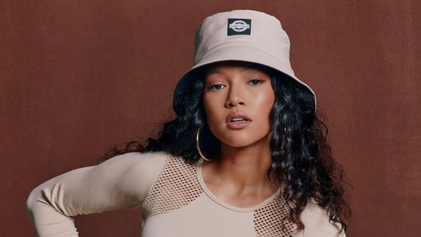 Karrueche Tran Tells Us About theInspiration Behind Her Sexy New Collab