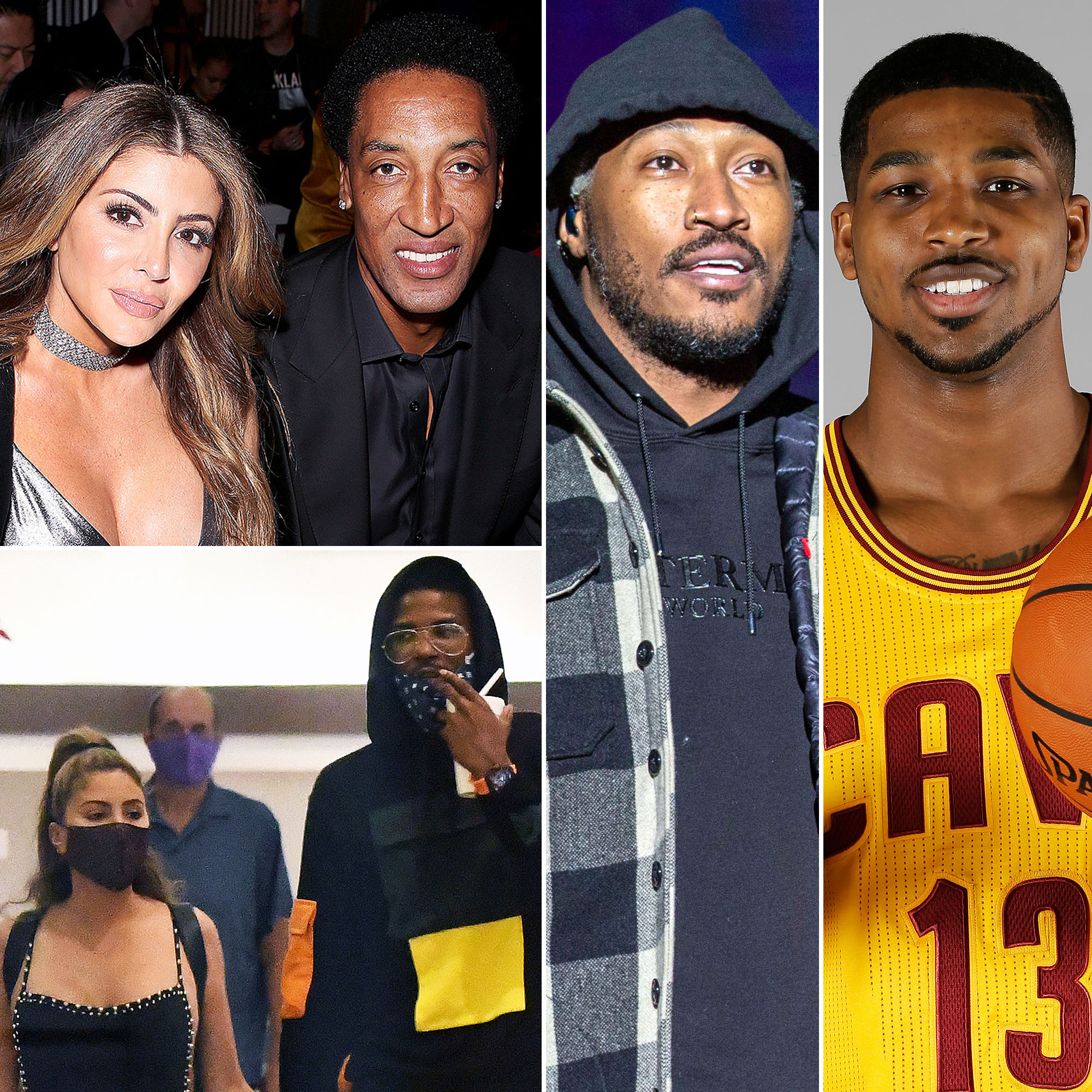 Larsa Pippen's Dating History: Scottie Pippen, Future and More