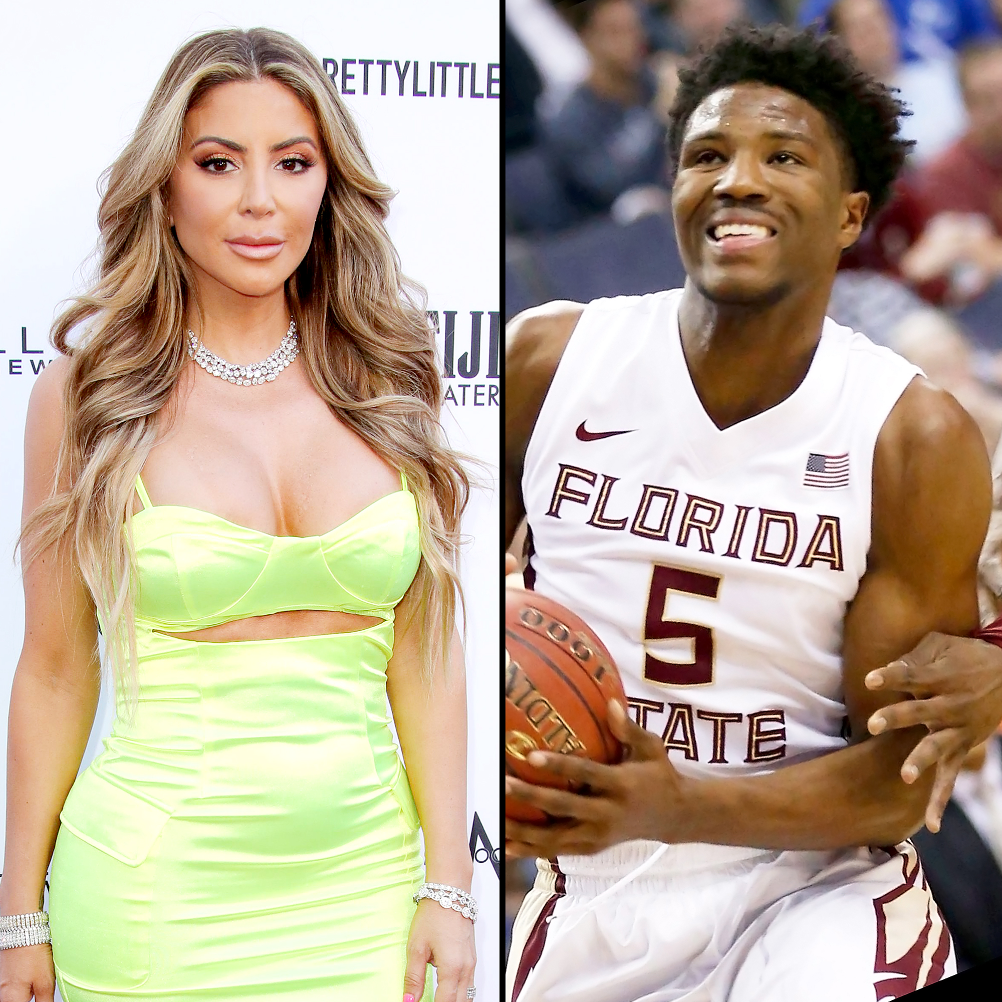 Larsa Pippen and Malik Beasley Drama: Everything We Know