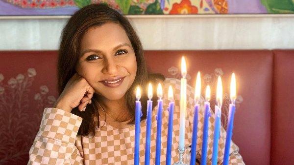 Mindy Kaling Stars Celebrate Hanukkah 2020
