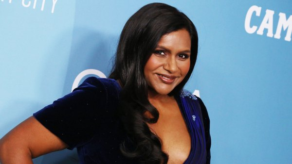 Mindy Kaling always wanted to be a mom