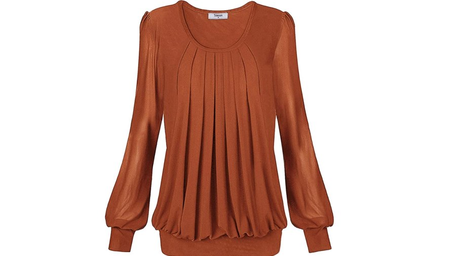 Pleated-Top