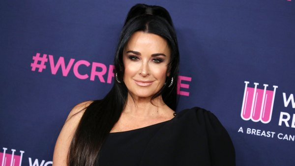Kyle Richards Reveals She and Daughter Sophia Tested Positive for COVID, 'RHOBH' FIlming Shut Down