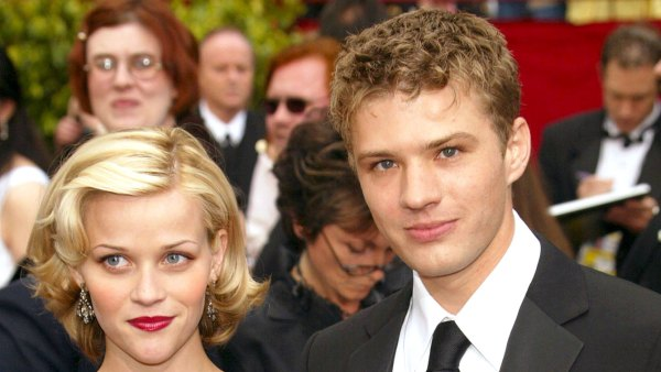 Reese Witherspoon Recalls Being Flummoxed by Ryan Phillippe Talking About Money at 2002 Oscars