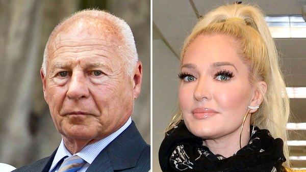 Tom Girardi Assets Frozen Amid Erika Jayne Divorce Legal Drama