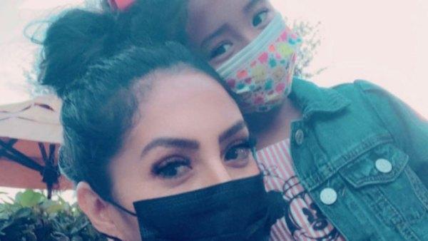 Vanessa Bryant Bianka Face Mask Disney