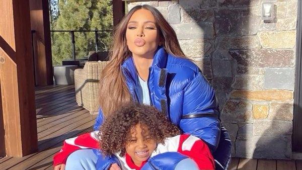 Saint West's Photo Album: Kim Kardashian and Kanye West's First Son