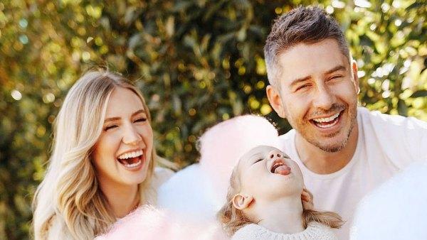 Pregnant Lauren Burnham and Arie Luyendyk Jr Reveal Twins Sexes