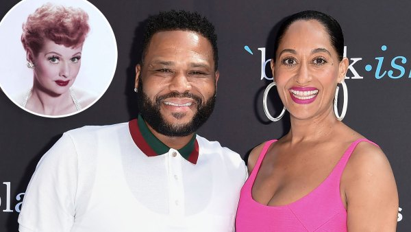 Anthony Anderson Calls Costar Tracee Ellis Ross a 'Modern Day Lucille Ball'