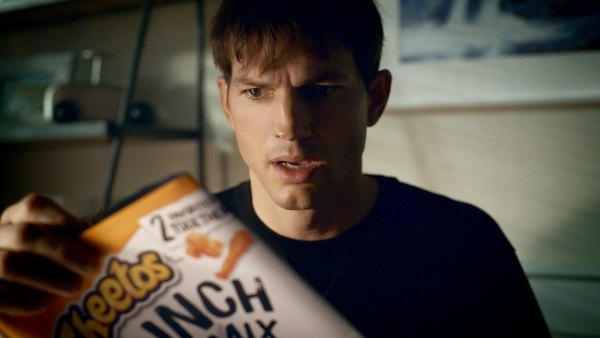 Ashton Kutcher Stars in New Cheetos Super Bowl Ad Teaser