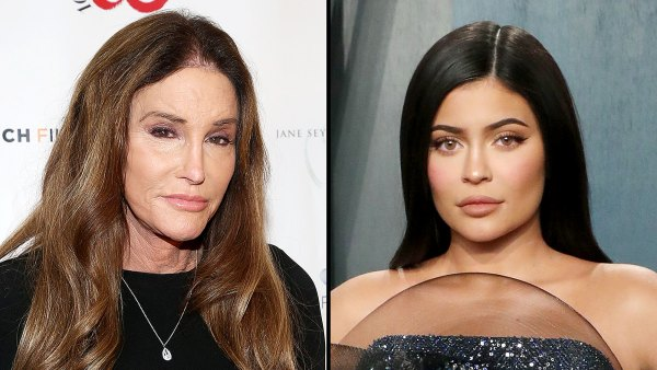 Caitlyn Jenner Feels Closer Kylie Than Other Kids