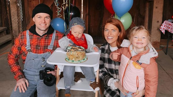 Party Pics! Jeremy Roloff and More Parents Celebrate Kids' 2021 Birthdays