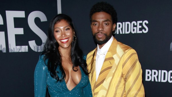 Chadwick Boseman Widow Taylor Simone Ledward Delivers Moving Speech While Accepting Gotham Award in His Honor