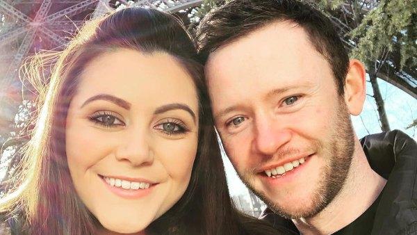 Devon Murray and Shannon McCaffrey Quinn Celebrity Baby 2021