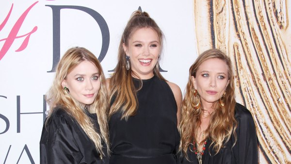 P2 - UsWeekly/Stylish - Elizabeth Olsen Wants to Wear Everything Her Sisters Have Ever Worn