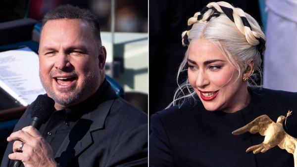 Garth Brooks Thanks Lady Gaga's Glam Squad: 'They Saved a Cowboy Today'